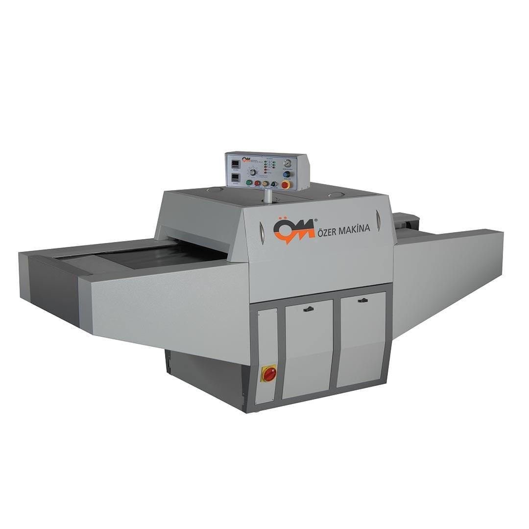 Ozer Makina Automatic Interlininig Fusing Press Tyk 60