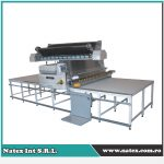 Fully Automatic Turn Table Fabric Spreading Machine